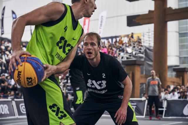 Mannen Elite wordt een FIBA 3X3 Satellite!
